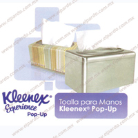 671 Toalla Manos Interdoblada Kleenex Experience Pop-Up 70 92301